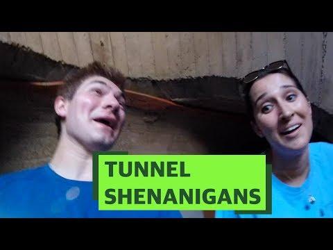 Stony Batter Gun Tunnel
