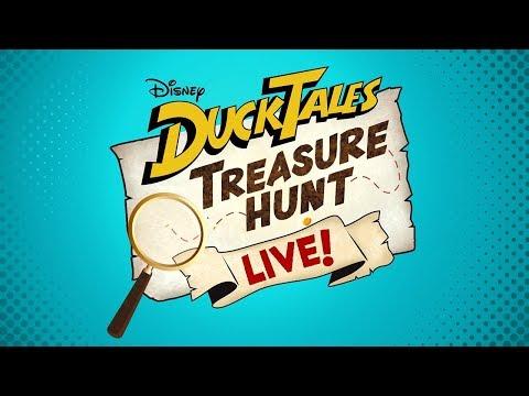 Treasure Hunt Live! Leaderboard: Week 3 | DuckTales | Disney Channel