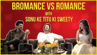 Kartik Aaryan, Nushrat Bharucha and Sunny Singh get candid, play Love and Friendship Games