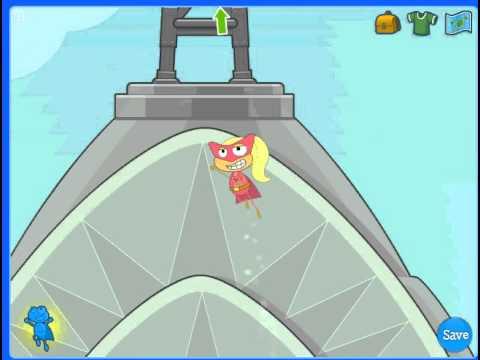 Poptropica Super Power Island Walkthrough Part 2
