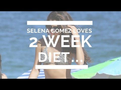 Selena Gomez Loves The 2 Week Diet