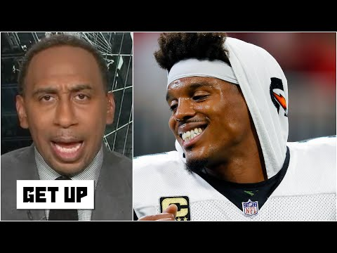Stephen A. reacts to Cam Newton signing with the Patriots | Get Up