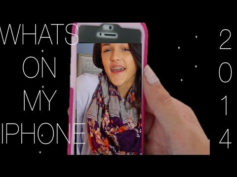 Whats on my iPhone 5s + How i edit my Instagram pictures