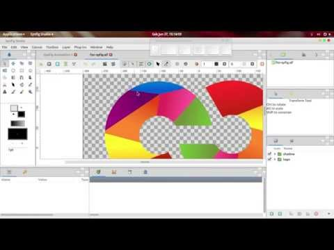 How to Import Inkscape Project to Synfig