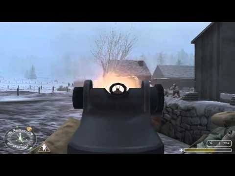 Call of Duty: United Offensive - American Campaign - Mission 3