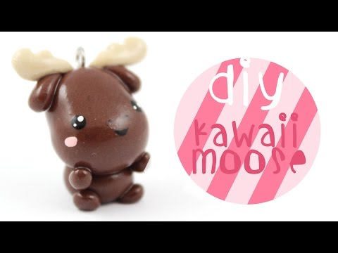 Clay Moose! | Kawaii Friday