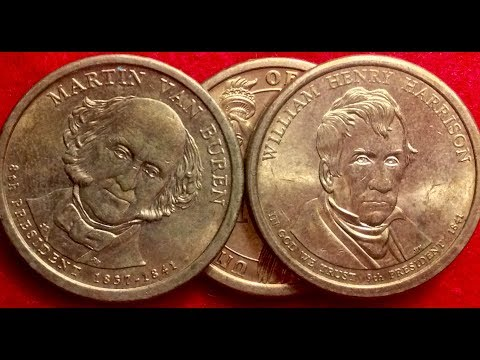 William Henry Harrison: Dollar Coins & Trivial Facts