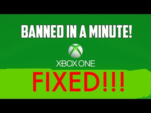 How to bypass XBOX CHAT BAN (2017)!!!