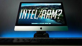 Полгода с iMac 2020 на Intel. Покупать или ждать iMac на Apple Silicon (ARM)?