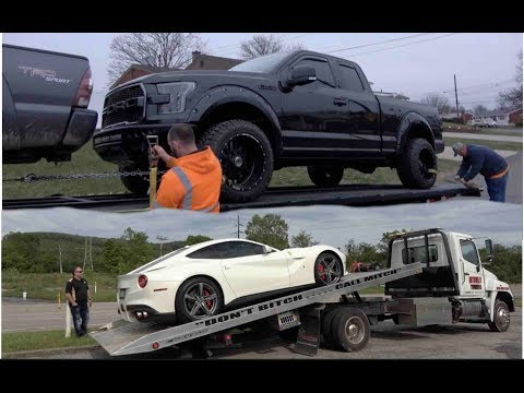 Xxx Mp4 Broken Car S UPDATE When Is The F150 And Ferrari ACTUALLY Coming Back 3gp Sex