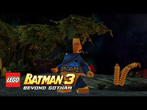 LEGO Batman 3: Beyond Gotham - Deathstroke Okaara free roam