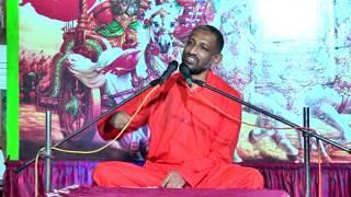 Swami Adhyathmananda Saraswathy (Samboth Fountation Aacharyan TVM)