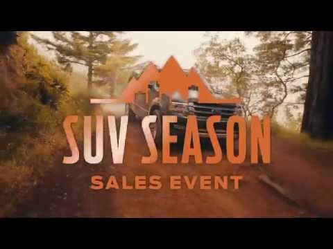 DARCARS Ford SUV Season Sales Event: Escape & Explorer