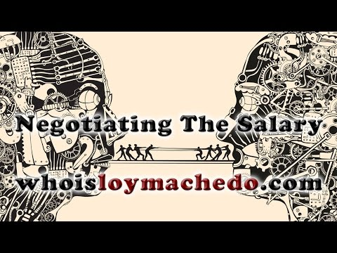 Tips On Salary Negotiation During The Job Interview