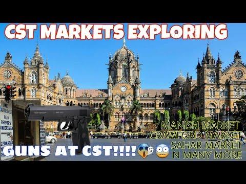 Exploring CST market !!!! Gun shop 😱