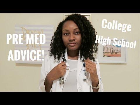 Xxx Mp4 PRE MED ADVICE Preparing For Medical School In High School Amp College 3gp Sex