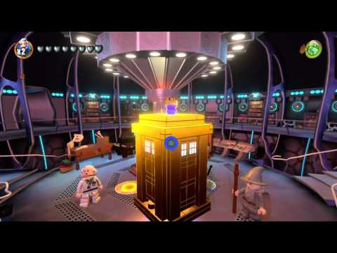 LEGO® DIMENSIONS™ Glitch | How to get the TARDIS in a TARDIS