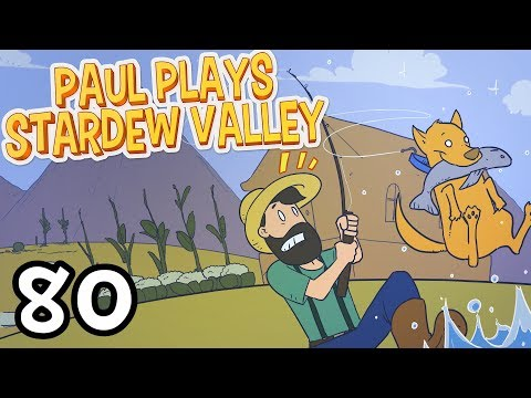 Stardew Valley - 10 Hearts with Leah and Deluxe Backpack!! - Gameplay Playthrough - Episode 80