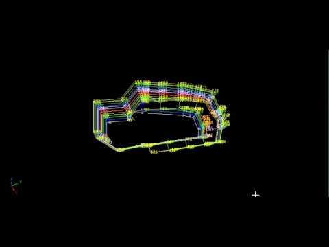 Open pit design by surpac