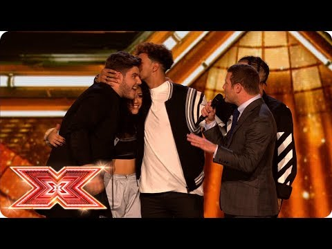 Double-elimination time in the Semi-Finals! | Live Shows | The X Factor 2017