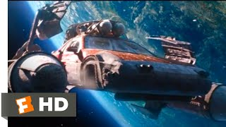 F9 The Fast Saga (2021) - Going to Space Scene (7/10) | Movieclips