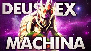 Gold Experience Requiem isn't a Deus Ex Machina