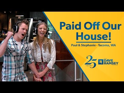 In Our 20's And Paid Off Our House! - Debt Free Scream