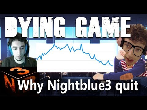 Why Nightblue3 Quit League? Why League of Legends is DYING and how to fix it?