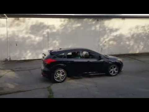 Stratified Crackle and Pop Comparison on Focus ST