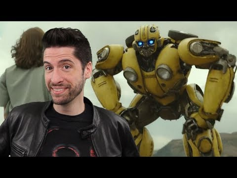 Bumblebee - Teaser Trailer Review