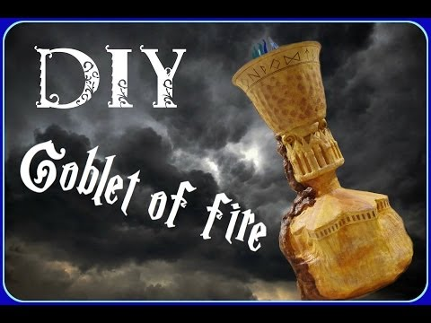 How to build the Goblet of FIRE!