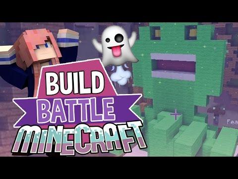 Ghost Farts!   Build Battle   Minecraft Building Minigame
