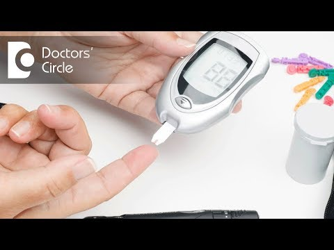 What is the best time to check Blood Sugar after a meal?-Dr. Nagaraj S