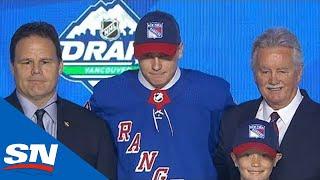 New York Rangers Select Kaapo Kakko 2nd Overall In 2019 NHL Draft