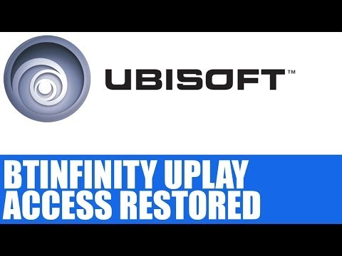 Ubisoft News - Uplay Access Problems For BT Infinity Customers Now Solved - Info & Details