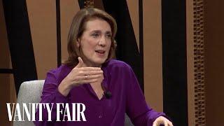 Google's New C.F.O. Ruth Porat Shares Her Vision - New Establishment Summit 2015-FULL CONVERSATION