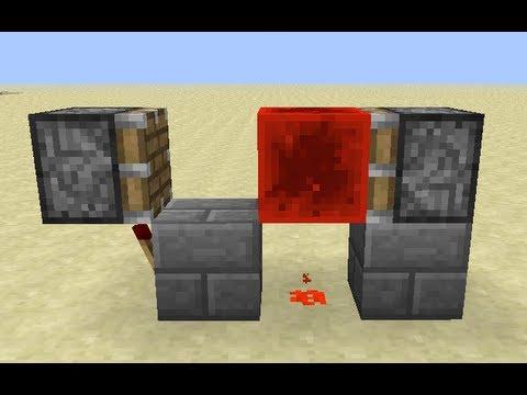 Compact Block Update Detectors -- Minecraft Redstone Overview