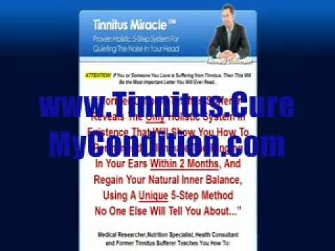 Cure Tinnitus - How To Stop That Annoying Ringing In Your Ears - Tinnitus Miracle Review