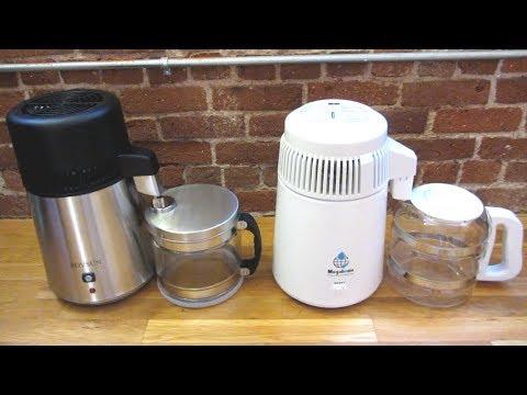 MegaHome vs RovSun Water Distiller