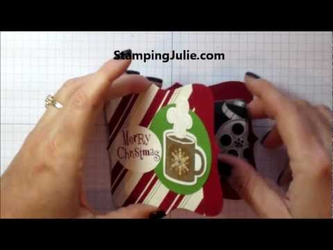 How to Make a Top Note Folded Gift Card Holder
