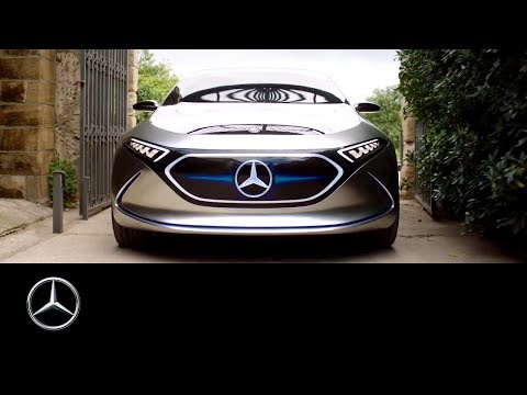 Mercedes-Benz Concept EQA & Marcin Öz: Time to do something new