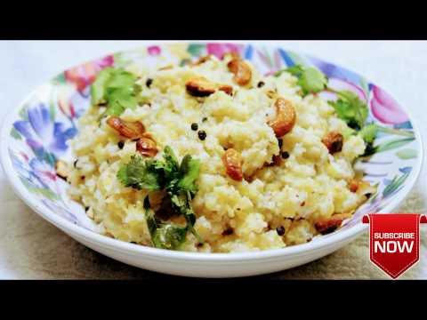 குதிரைவாலி பொங்கல் |Barnyard Millet Recipe| SPICE Factory