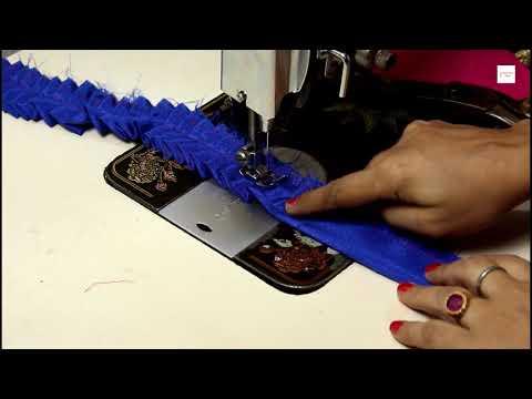 Kurti Front Neck Design Cutting & Stitching, कुर्ती नैक डिज़ाइन बनाने का आसान तरीका