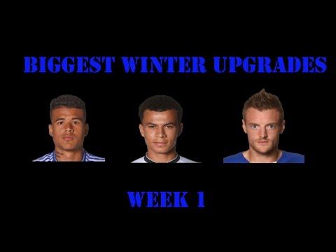 Biggest Winter Upgrades week 1: Fifa 16 ultimate team