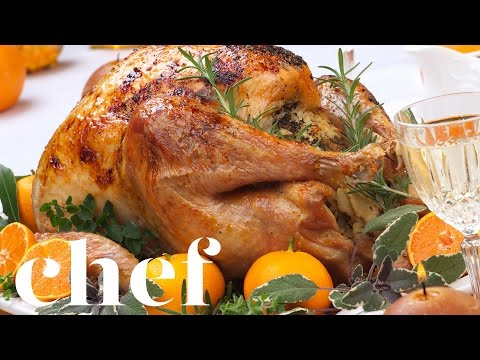Sausage and Chestnut Stuffing Recipe   Chef