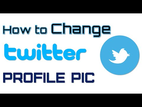 How to change your twitter profile pic | SocialMediaHack#1