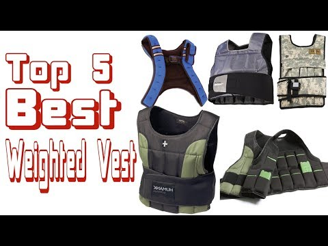 5 Best Weight Vests 2018: Best Weight Vests Review - You Should Buy