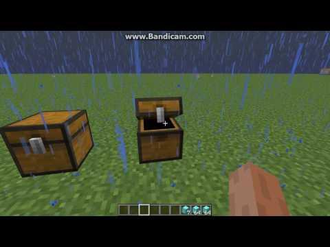Minecraft: Fast looting macro 2.0 : Bloody 6 program