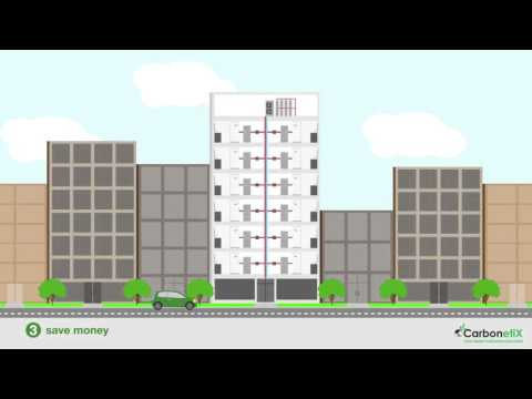 Unique Heating, Cooling and Hot Water Solutions for Multi-Storey Buildings