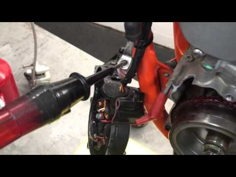 How to Troubleshoot KTM 250/300 E-Starter